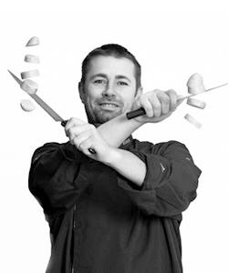 Chef David BERGOT