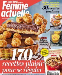 cover FEMME ACTUELLE HS Fevrier 2015